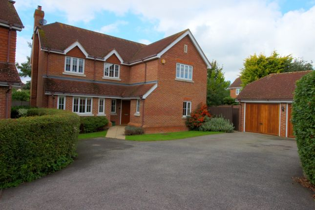 Thumbnail Detached house for sale in Rumballs Court, Thorley Lane, Thorley, Bishop's Stortford