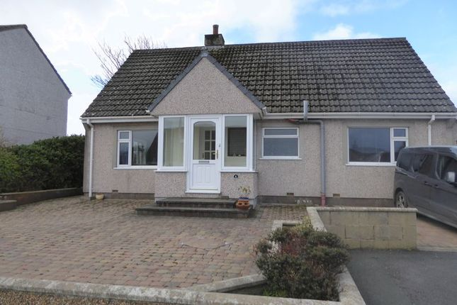 Thumbnail Detached bungalow to rent in Sunnydale Avenue, Port Erin, Isle Of Man