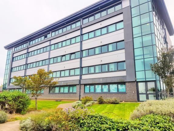 Front of Block B, Douglas Court, Middlesbrough, . TS4