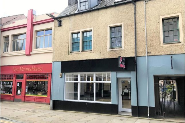 Thumbnail Retail premises to let in 246 High Street, Perth