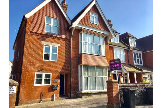 Thumbnail End terrace house for sale in Enys Road, Eastbourne