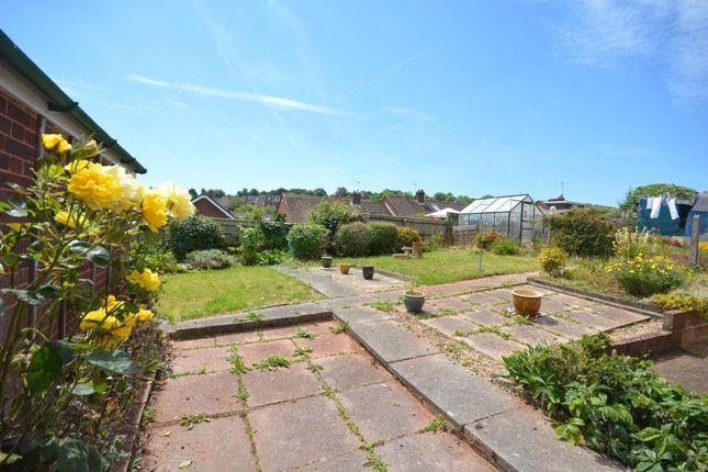 Garden of Hampshire Close, Exeter, Devon EX4