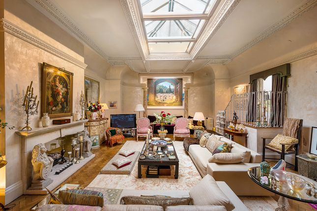 Thumbnail Duplex for sale in Onslow Square, London