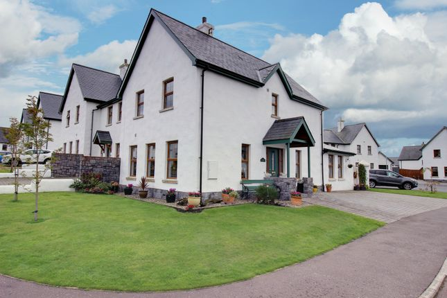 Thumbnail Town house for sale in Drumfad Gardens, Millisle
