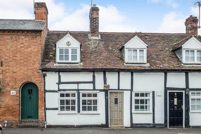 Thumbnail Cottage for sale in Church Street, Barford, Warwick