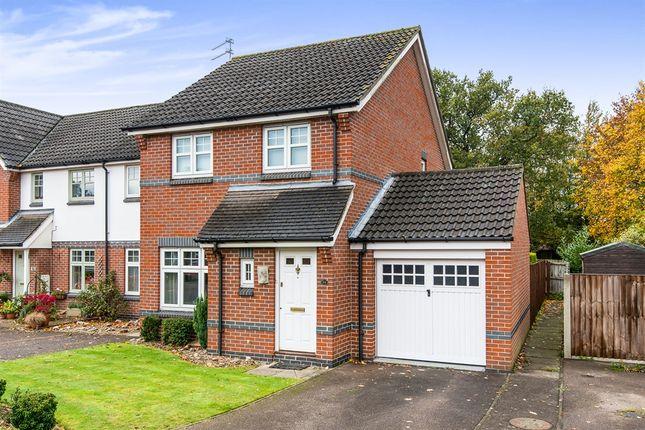 Semi-detached house for sale in Wilks Farm Drive, Sprowston, Norwich
