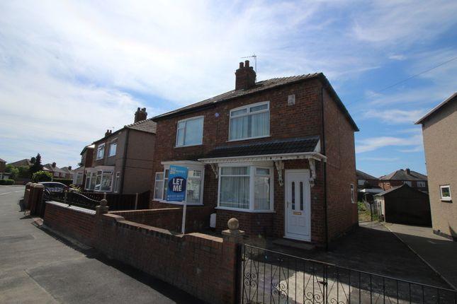 Thumbnail Semi-detached house to rent in Brankin Road, Darlington