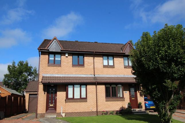 Thumbnail Semi-detached house to rent in Thistle Place, East Kilbride, Glasgow