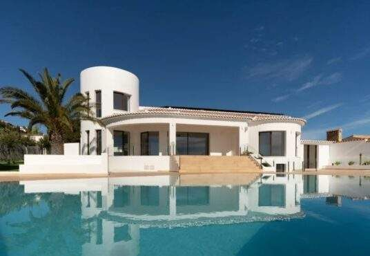 Thumbnail Villa for sale in Javea, 03730 Jávea, Alicante, Spain