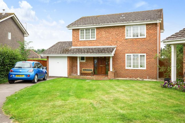 Thumbnail Detached house for sale in Countess Road, Amesbury, Salisbury