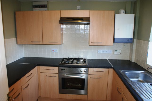 Thumbnail Terraced house to rent in The Badgers, Weston Super Mare