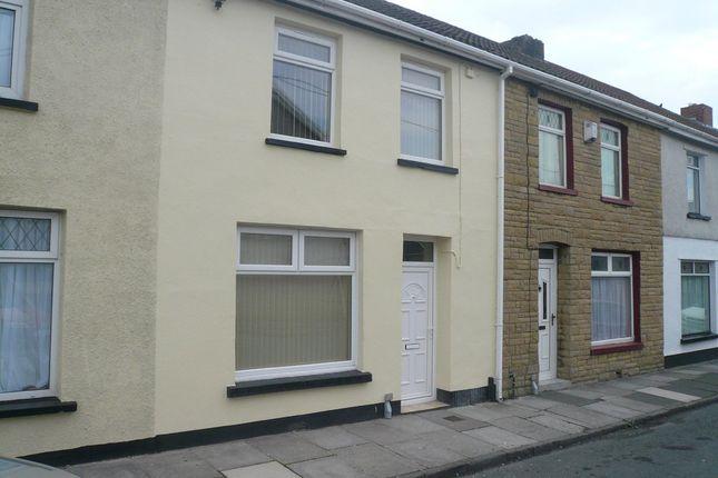 Thumbnail Terraced house to rent in Caerhendy Street, Dowlais, Merthyr Tydfil