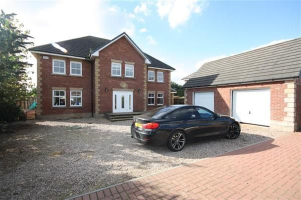 Thumbnail Detached house for sale in Ayr Road, Irvine