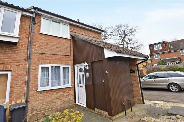 Thumbnail Maisonette for sale in Hampden Close, North Weald, Epping