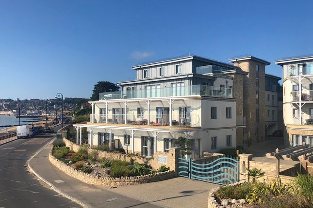 Thumbnail Flat for sale in Shore Road, Swanage