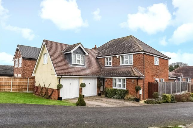 Thumbnail Detached house for sale in Tysea Hill, Stapleford Abbotts, Essex
