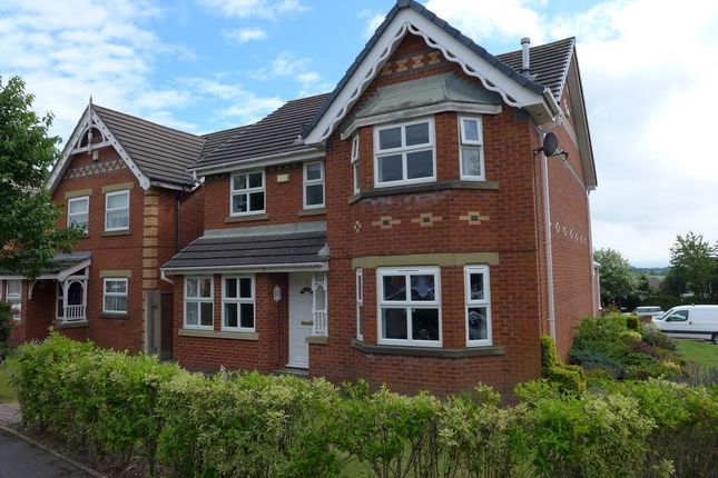 Thumbnail Detached house for sale in Alexandra Road, Wesham, Preston