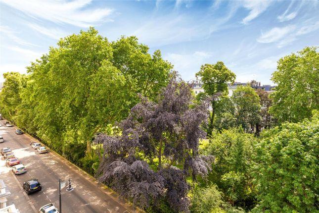 View Of Gardens of Warwick Square, Pimlico, London SW1V