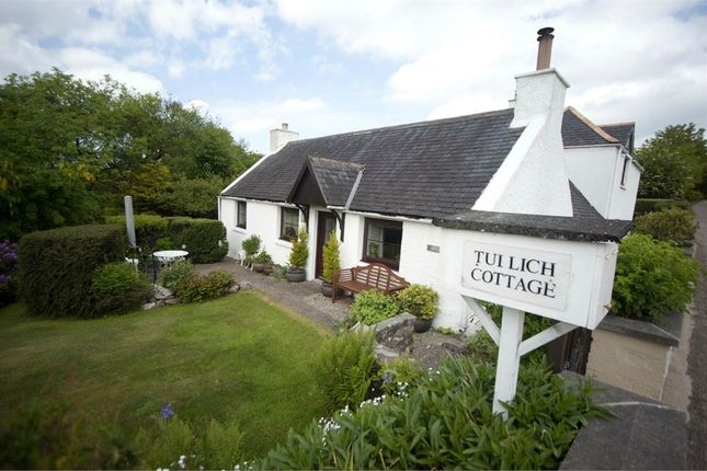 Thumbnail Detached house for sale in Tullich Cottage, Dufftown, Keith, Moray