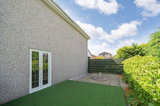 Side Garden of David Place, Garrowhill G69