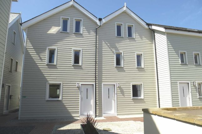 Thumbnail End terrace house to rent in The Strand, Bude