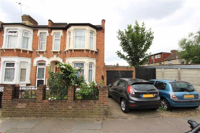 Thumbnail End terrace house for sale in Windsor Road, Ilford, Essex