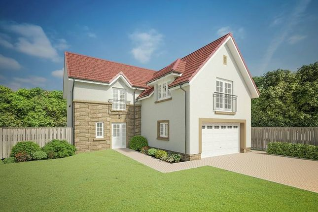 "Thumbnail Detached house for sale in ""The Dewar"" at Kirk Brae, Cults, Aberdeen"