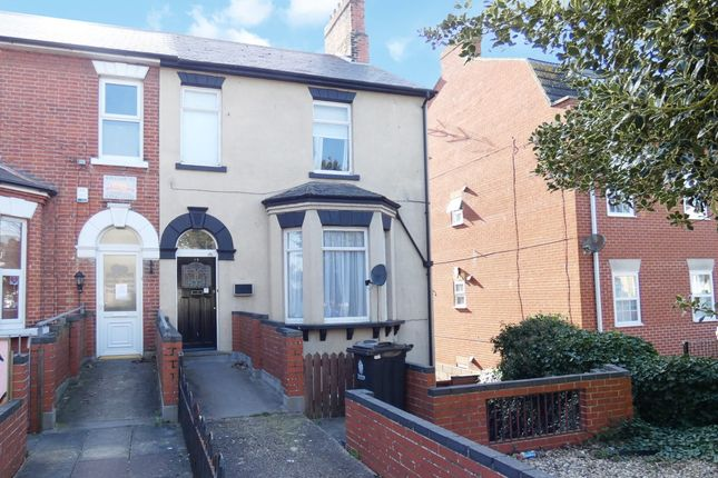 Thumbnail Semi-detached house for sale in Cliffe Road, Harwich, Essex