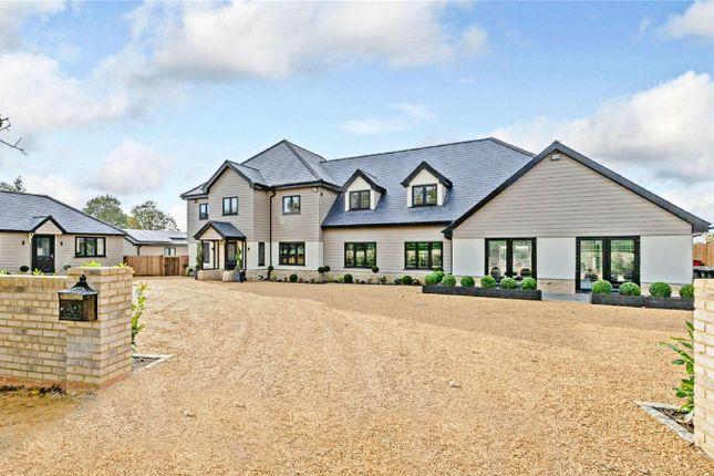 Thumbnail Detached house for sale in Woodside Green, Great Hallingbury, Bishop's Stortford, Herts