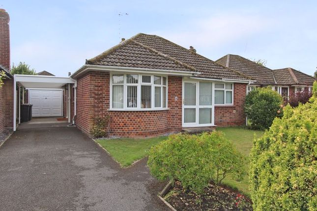 Thumbnail Detached bungalow for sale in Winstone Crescent, North Baddesley, Southampton