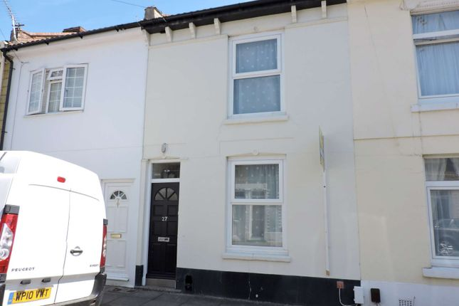 Thumbnail Terraced house to rent in Owen Street, Southsea