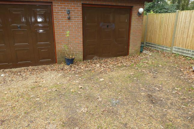 Garages of Borough Road, Tatsfield, Westerham TN16