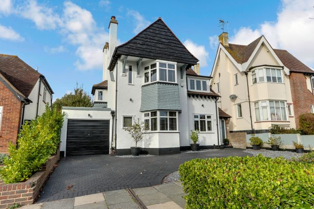 Thumbnail Detached house for sale in The Drive, Westcliff On Sea, Essex