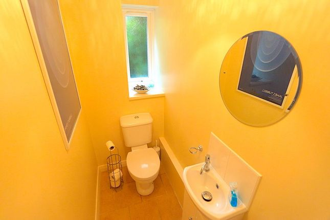 Downstairs WC of The Huntings, Kirby Muxloe, Leicester LE9