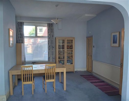 Dining Room of Tulketh Brow, Preston PR2