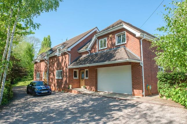 Thumbnail Detached house for sale in Meadow Grange, Meadow Road, Malvern, Worcestershire