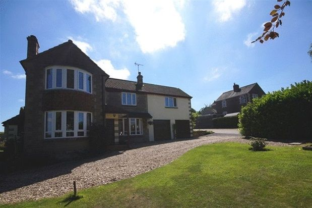Thumbnail Detached house for sale in Chilcompton, Somerset