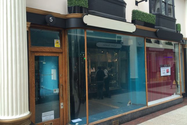 Thumbnail Retail premises to let in Unit 5 The Arcade, Bristol
