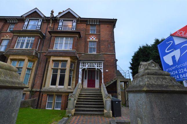 Thumbnail Maisonette to rent in Pevensey Road, St Leonard's On Sea