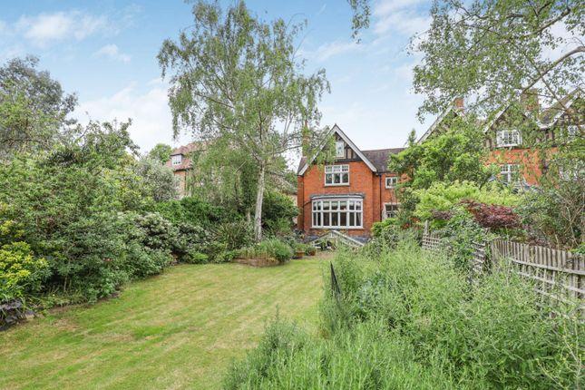 Thumbnail Semi-detached house for sale in Southside Common, Wimbledon Village