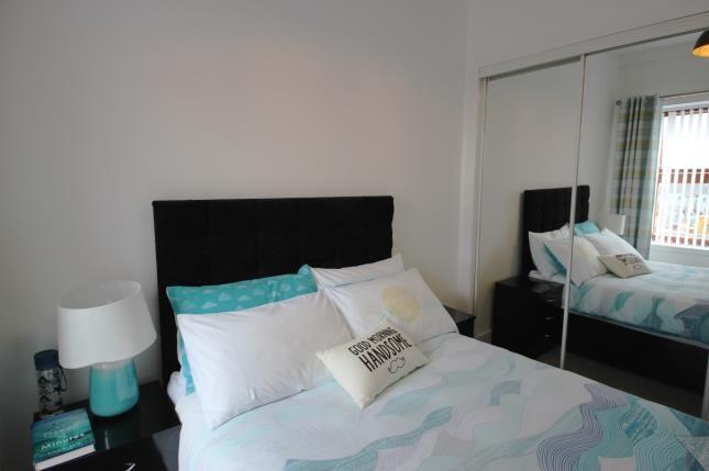 Bedroom of Boyd Street, Largs, North Ayrshire, Scotland KA30
