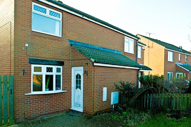 Thumbnail Semi-detached house for sale in Mapleton Crescent, Redcar