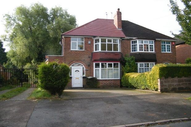 Thumbnail Property to rent in Glyn Road, Quinton, Birmingham