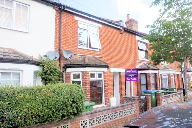 Thumbnail Terraced house for sale in York Road, Southampton