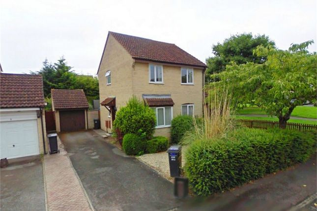 Thumbnail Detached house for sale in Regent Way, Bridgwater, Somerset