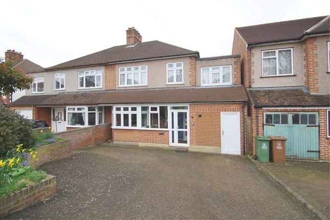 Thumbnail Semi-detached house for sale in Bladindon Drive, Bexley, Kent