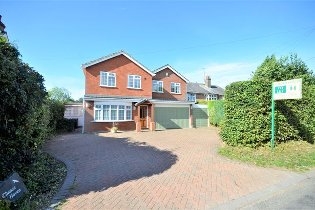 Thumbnail Detached house to rent in Nairdwood Lane, Prestwood, Great Missenden