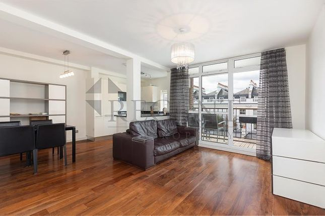 Thumbnail Flat for sale in Heron Court, Lancaster Gate