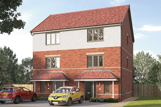 """3 bed semi-detached house for sale in """"The Paignton"""" at Longwall Road, Pontefract WF8"""