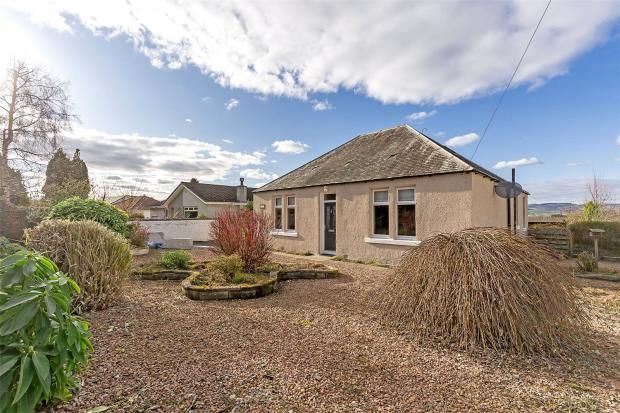 Thumbnail Detached bungalow for sale in Westlea, Perth Road, Abernethy, Perth